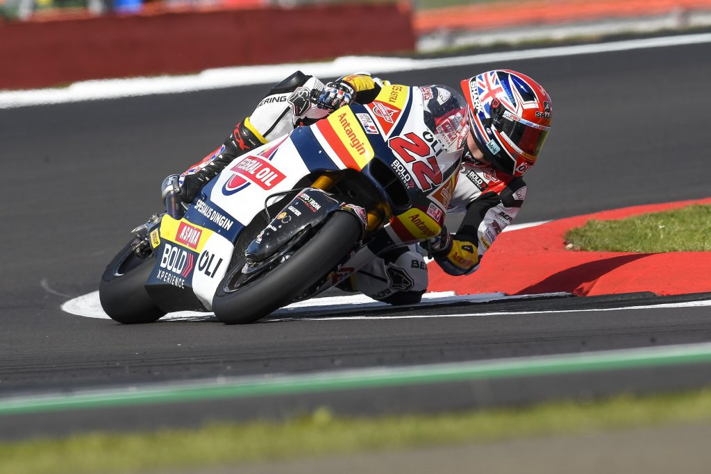 MISANO AND ARAGON AWAIT LOWES    - Gresini Racing