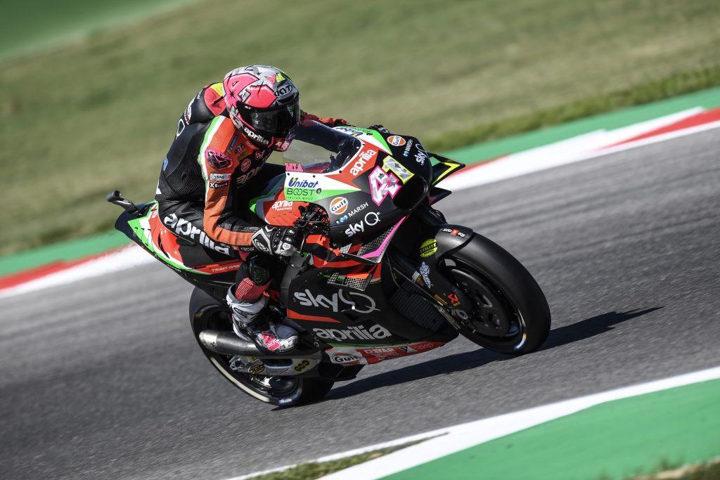 ULTIMA TAPPA EUROPEA PRIMA DELLE TRASFERTE ASIATICHE - Gresini Racing
