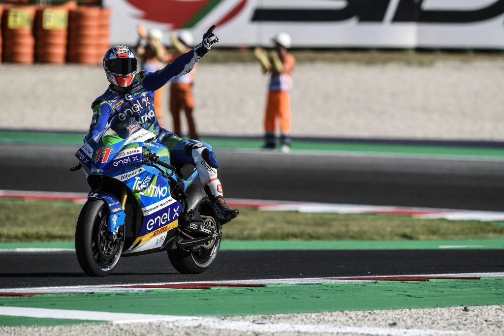 FERRARI STORMS OVER MISANO WITH DOUBLE WIN    - Gresini Racing