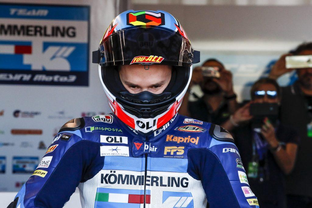 UNFORTUNATE Q2 FOR RODRIGO AT MISANO   - Gresini Racing