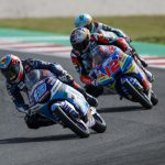 A POSITIVE RETURN FOR RODRIGO AT MISANO WITH ROSSI IN THE POINTS