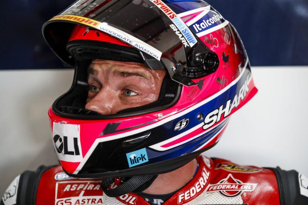 THIRD ROW FOR LOWES IN #SANMARINOGP QUALIFYING   - Gresini Racing