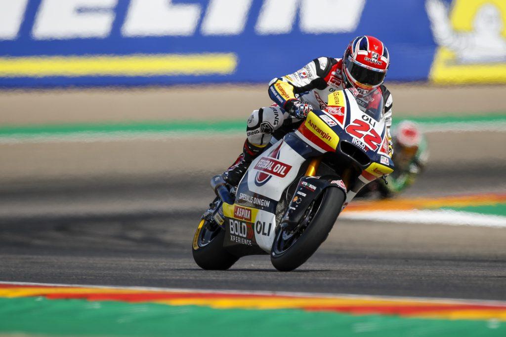 BURIRAM PER CONTINUARE A CRESCERE   - Gresini Racing
