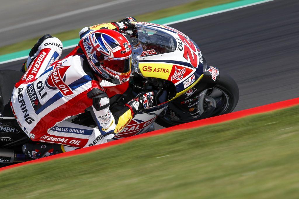 MISANO ED ARAGON ATTENDONO LOWES   - Gresini Racing