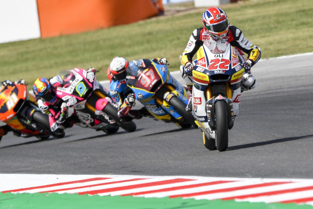 PERSONAL BEST RESULT FOR LOWES AT MISANO    - Gresini Racing