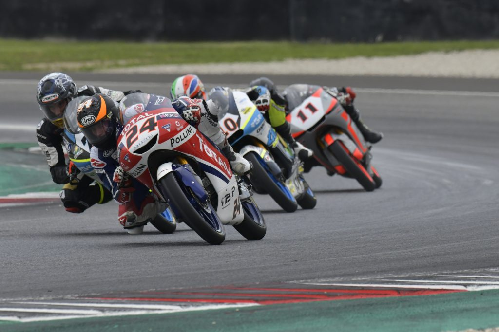 A VALLELUNGA IL GRAN FINALE PER IL JUNIOR TEAM TOTAL GRESINI    - Gresini Racing