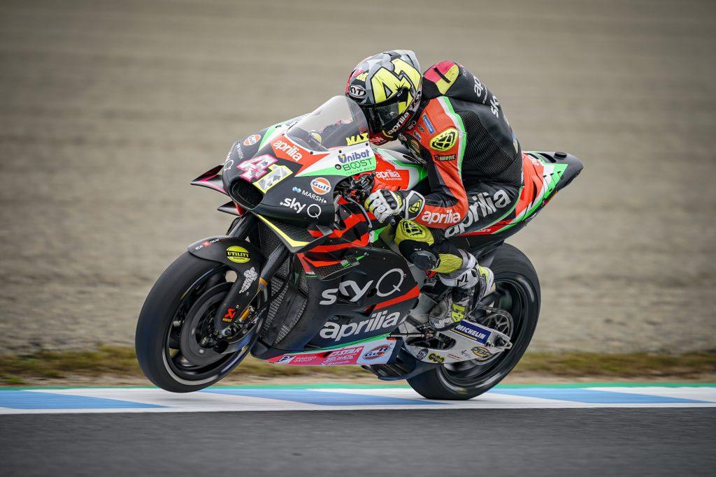 Q2 PROVVISORIA PER ALEIX DOPO UNA BUONA PRIMA GIORNATA DI PROVE IN GIAPPONE - Gresini Racing