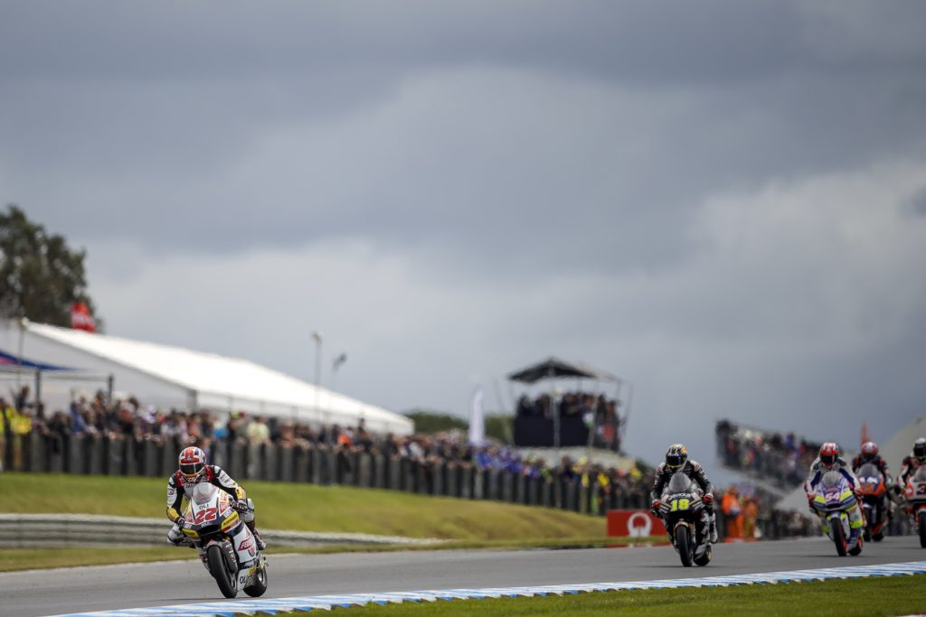 LOWES DOES NOT SHINE AT PHILLIP ISLAND - Gresini Racing