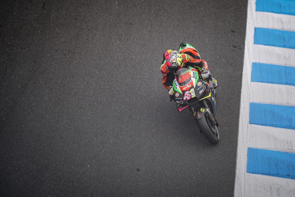 APRILIA ALLA PROVA DI PHILLIP ISLAND - Gresini Racing