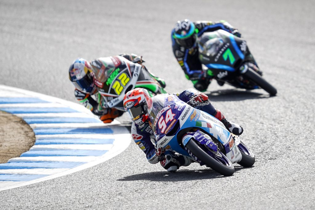 A JAPAN GRAND PRIX TO FORGET FOR RODRIGO AND ROSSI    - Gresini Racing