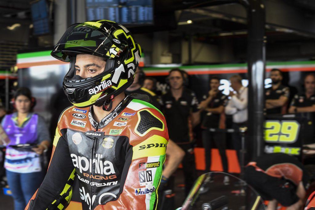ALEIX ESPARGARÒ COGLIE UN BEL SETTIMO POSTO NELLA PRIMA GIORNATA DI PROVE IN TAILANDIA - Gresini Racing