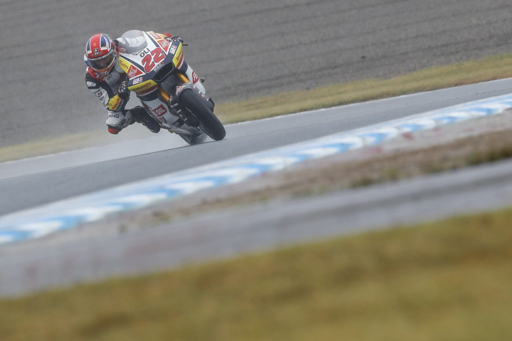 FIFTH ROW FOR LOWES IN MOTEGI QP - Gresini Racing