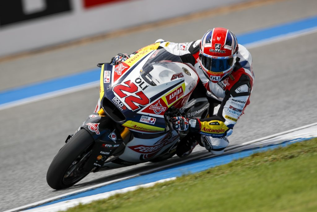 WEEKEND INCOLORE PER LOWES IN BURIRAM - Gresini Racing