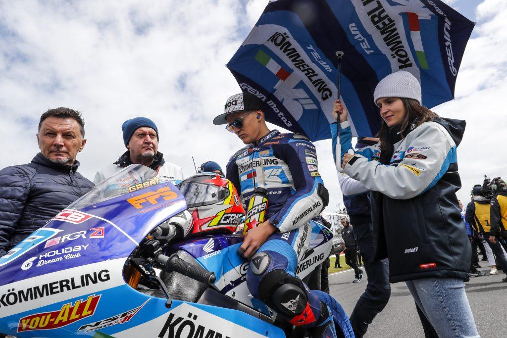 ROSSI E RODRIGO K.O. A PHILLIP ISLAND   - Gresini Racing
