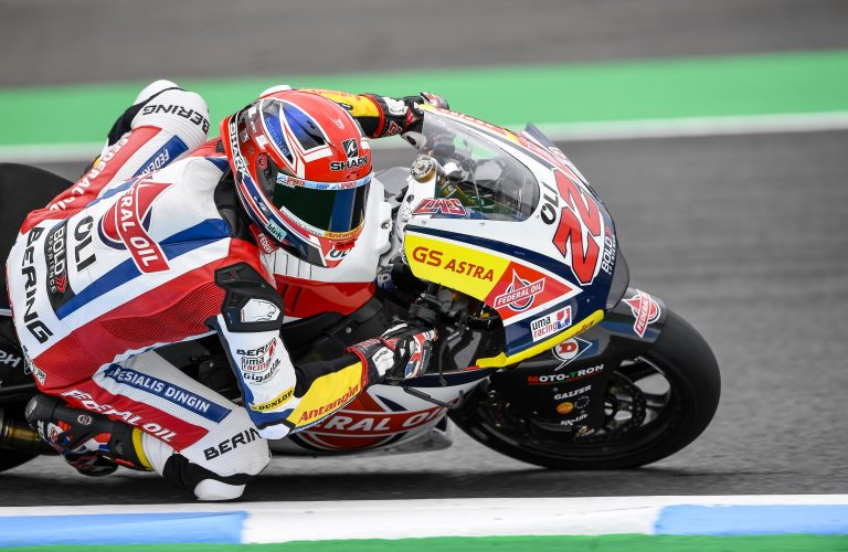 LOWES SENZA FORTUNA A MOTEGI