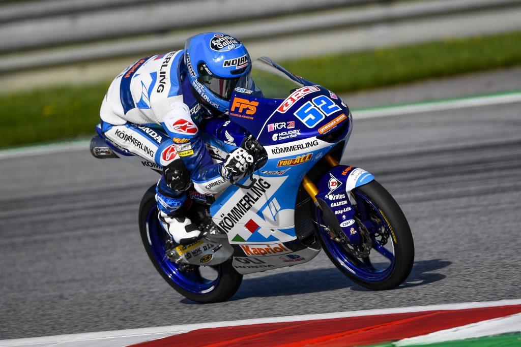 JEREMY ALCOBA COMPLETA LA LINE-UP 2020 PER IL TEAM KÖMMERLING GRESINI MOTO3 - Gresini Racing