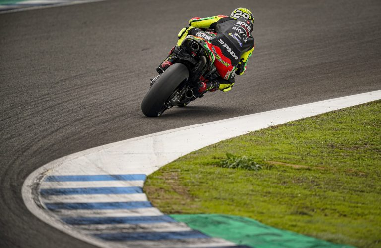 THE JEREZ TESTS OFFICIALLY CLOSE OUT THE MOTOGP SEASON