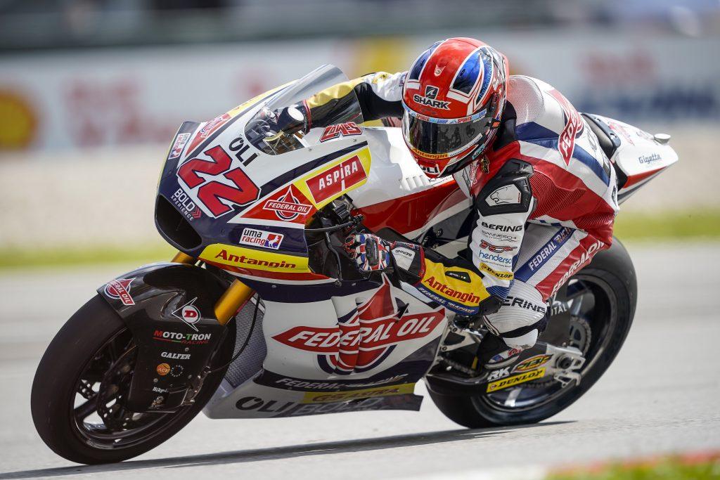 MALAYSIA: PROVISIONAL Q2 FOR LOWES - Gresini Racing