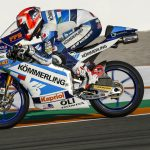 ALCOBA AND ROSSI ON SIMILAR PACE IN VALENCIA FREE PRACTICE