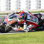 TOP-TEN RESULT FOR LOWES IN VALENCIA QUALIFYING