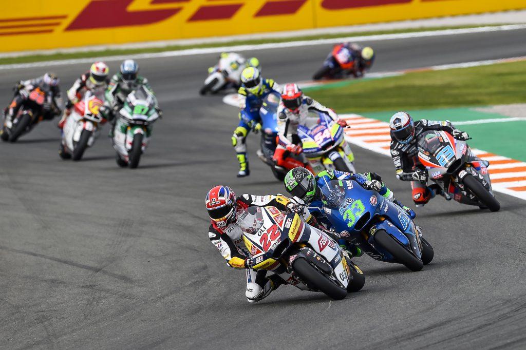 SAM LOWES CHIUDE 10º A VALENCIA - Gresini Racing