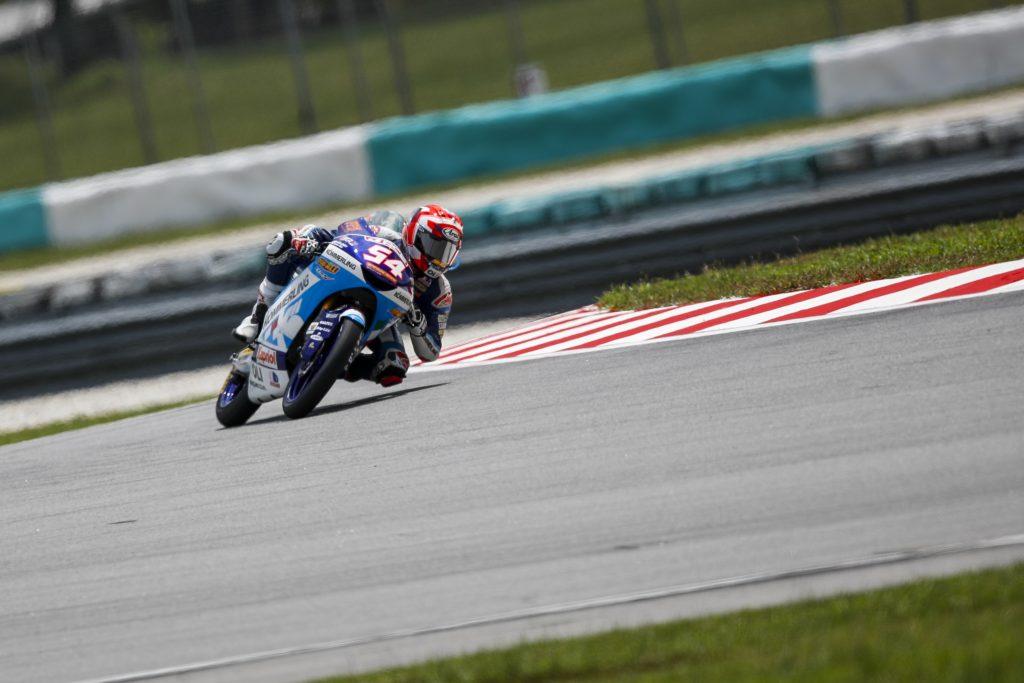 TEAM KÖMMERLING GRESINI MOTO3 ALLA PROVA SEPANG - Gresini Racing