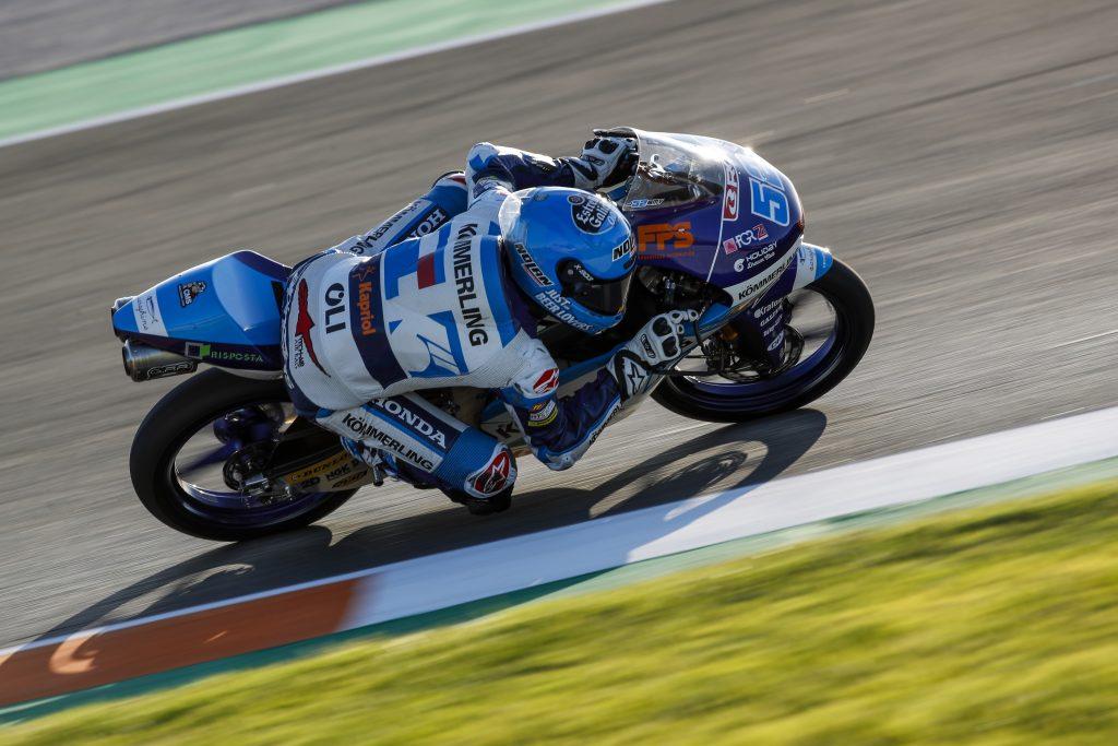VALENCIA: ROSSI A PUNTI, ALCOBA SUBITO OUT - Gresini Racing