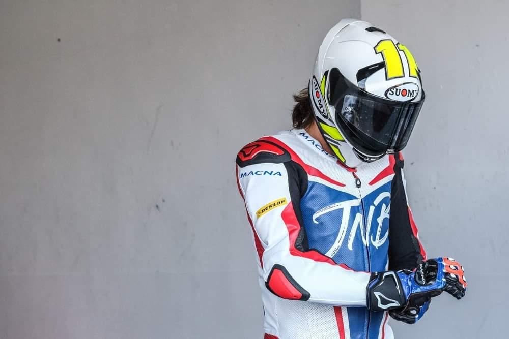 PRIMA USCITA PER IL NUOVO FEDERAL OIL TEAM GRESINI MOTO2 - Gresini Racing