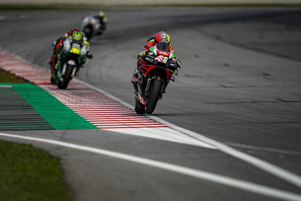 CONTINUA LA STRISCIA POSITIVA DI ALEIX, IN TOP 10 PROVVISORIA ANCHE A SEPANG - Gresini Racing