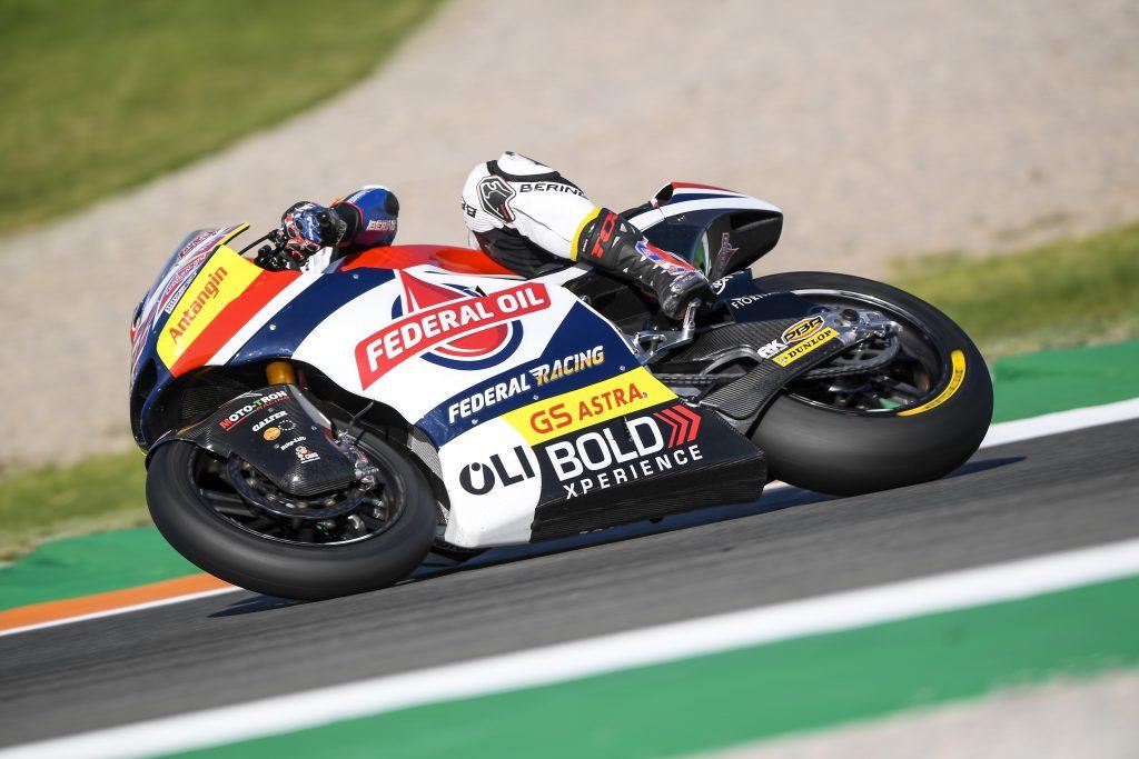 BOLD XPERIENCE E GRESINI MOTO2, STRETTA DI MANO ANCHE NEL 2020 - Gresini Racing