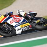 BOLD XPERIENCE AND GRESINI MOTO2 SHAKE HANDS ALSO FOR 2020
