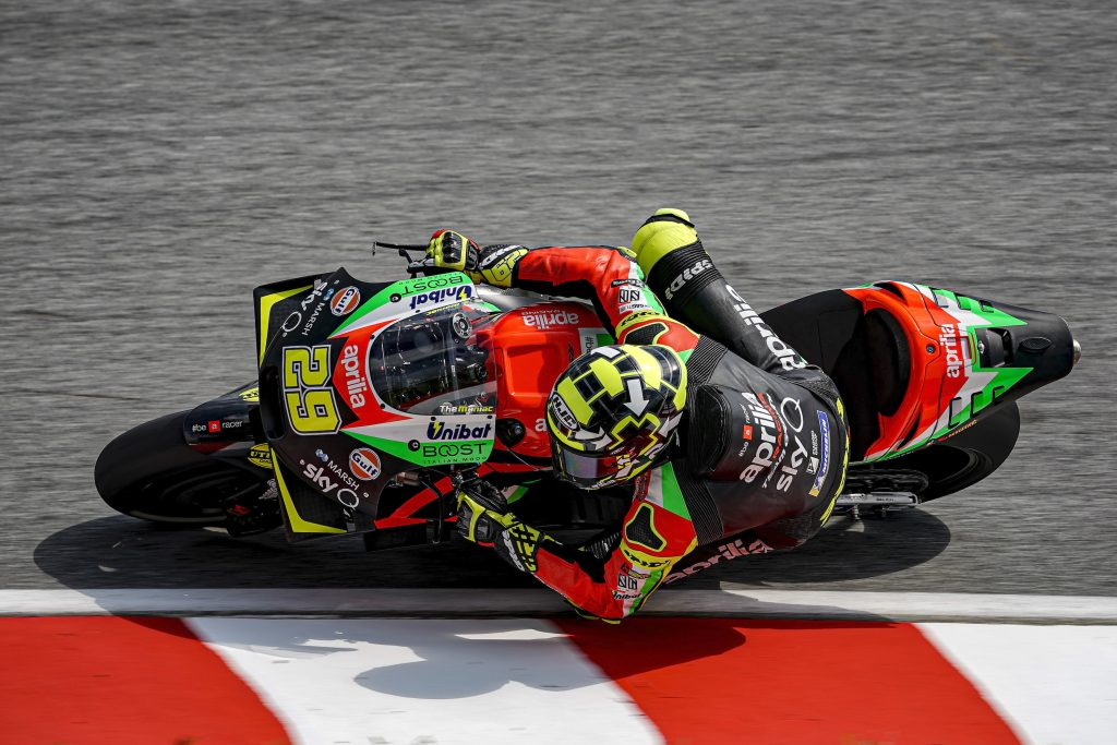 UNIBAT STILL WITH TEAM GRESINI IN THE BIG MOTOGP CHALLENGE    - Gresini Racing