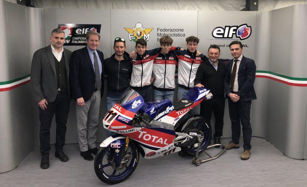 IL JUNIOR TEAM TOTAL GRESINI SI RINNOVA NEL 2020 - Gresini Racing