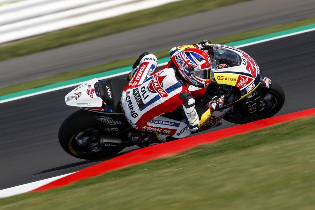 GIANNESCHI AND GIGETTA CONFIRM MOTO2 COMMITMENT   - Gresini Racing