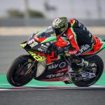 THE BRAND NEW 2020 APRILIA RS-GP CONFIRMS ITS PERFORMANCE IN QATAR