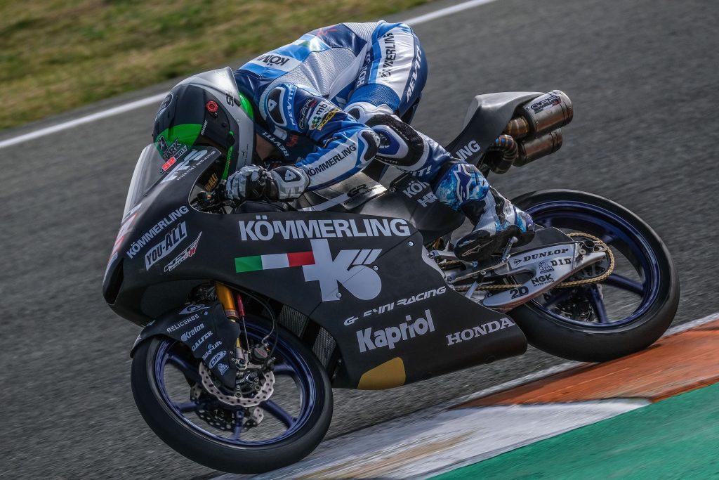 BUONA PRIMA USCITA STAGIONALE PER IL TEAM KÖMMERLING GRESINI MOTO3 - Gresini Racing