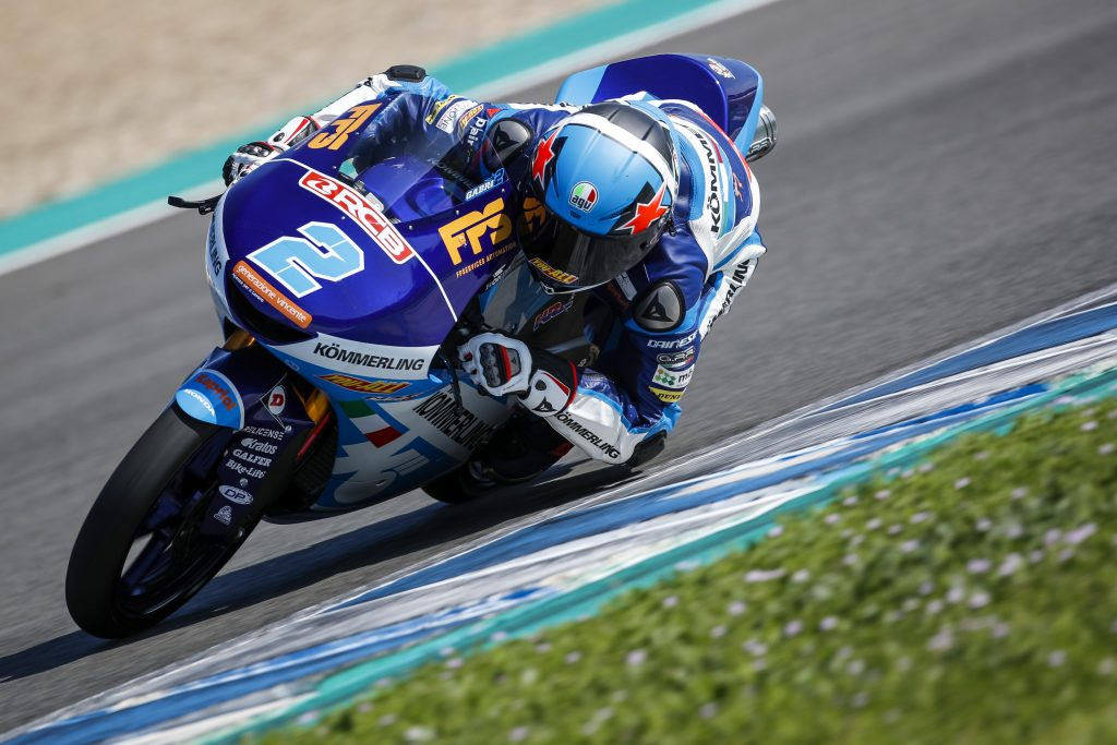 IRTA TEST: RODRIGO VOLA, ALCOBA CRESCE   - Gresini Racing