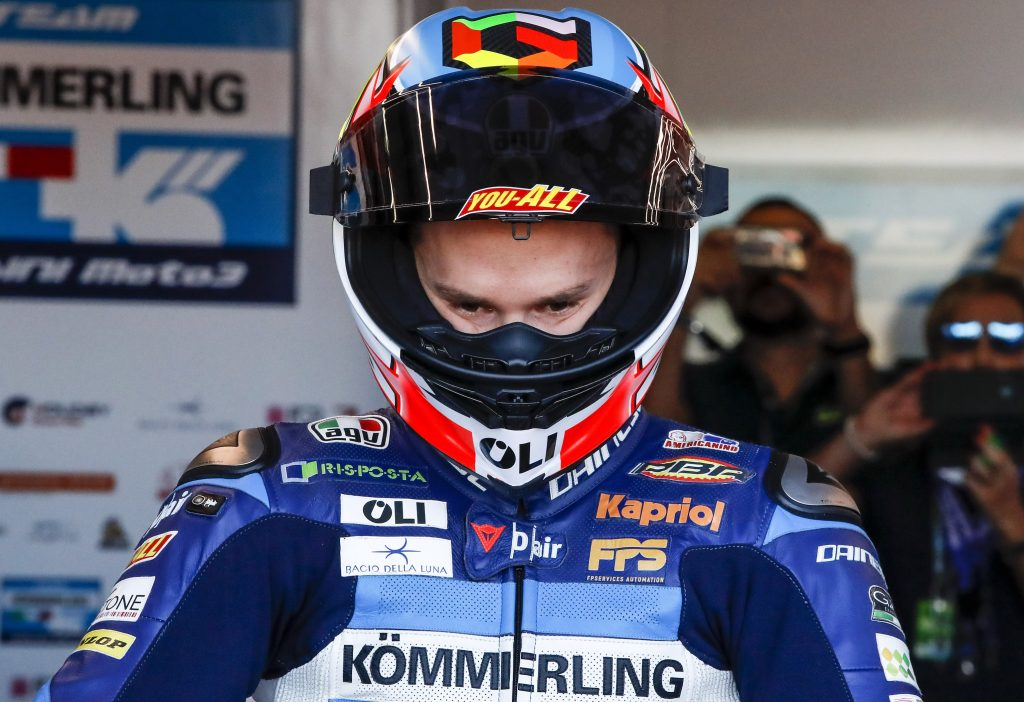 FPS AUTOMATION ON BOARD WITH GRESINI MOTO3 ALSO IN 2020    - Gresini Racing