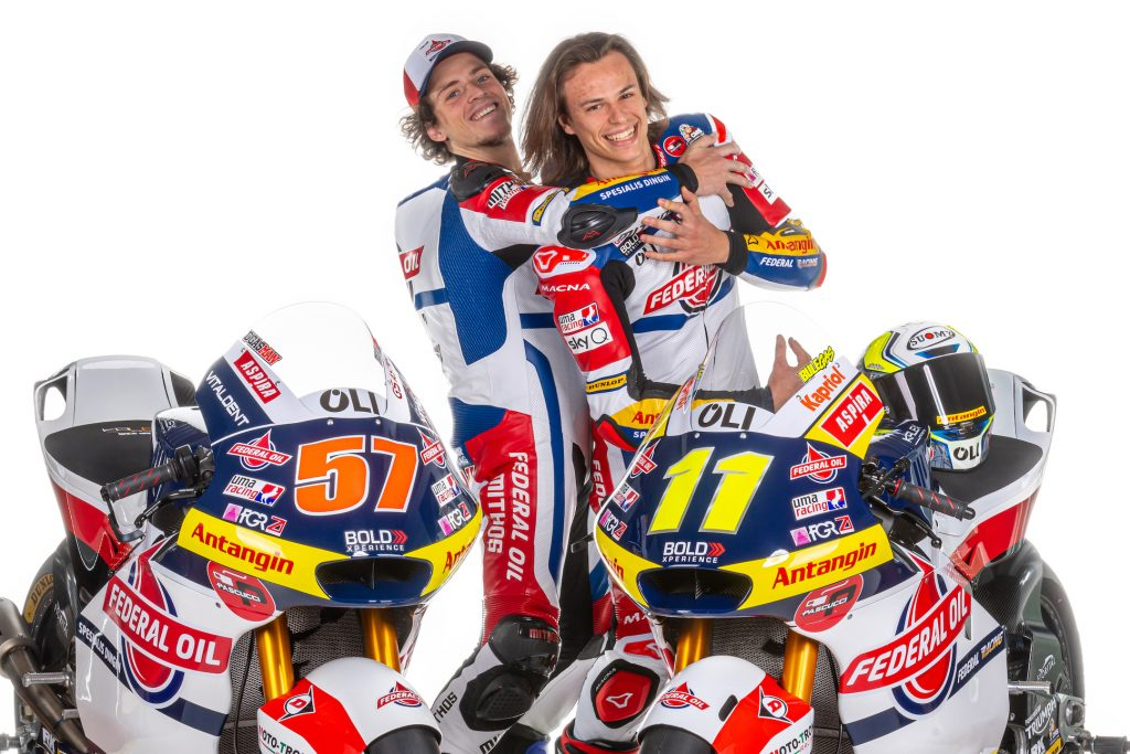 GRESINI RACING: TEAM A SEI PUNTE PER IL 2020   - Gresini Racing