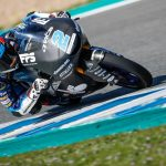 RODRIGO TOPS MOTO3 TEST AT JEREZ DE LA FRONTERA