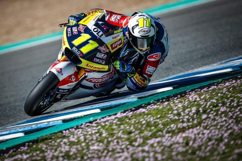 FEDERAL OIL GRESINI RIDERS SHINE ON 2020 TESTING DEBUT - Gresini Racing