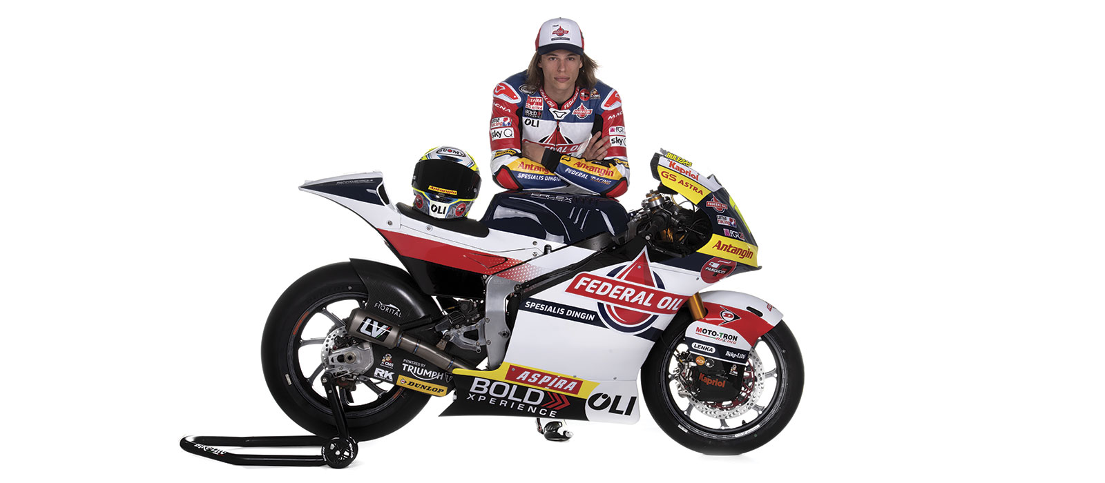 Federal Oil Gresini Moto2 Team
