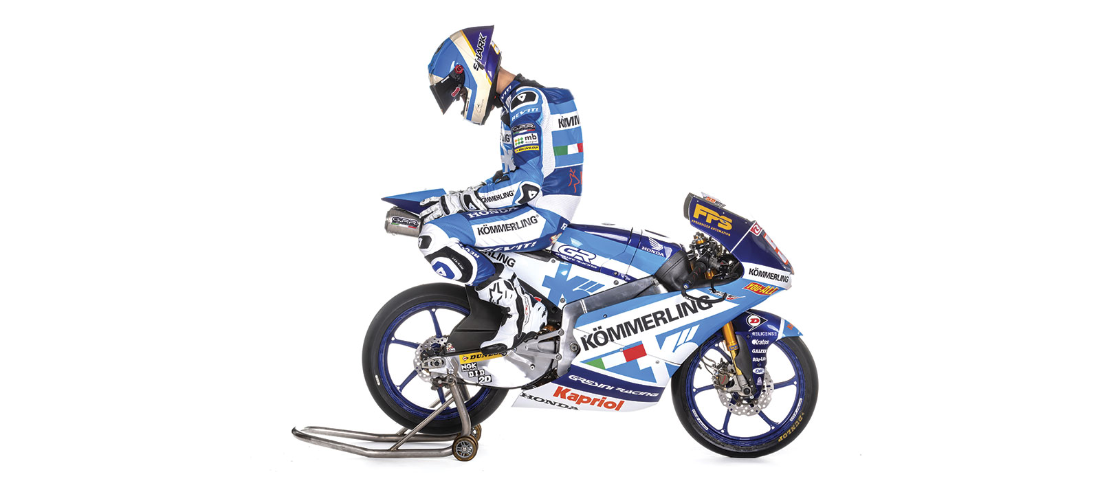 Kömmerling Gresini Moto3 Team