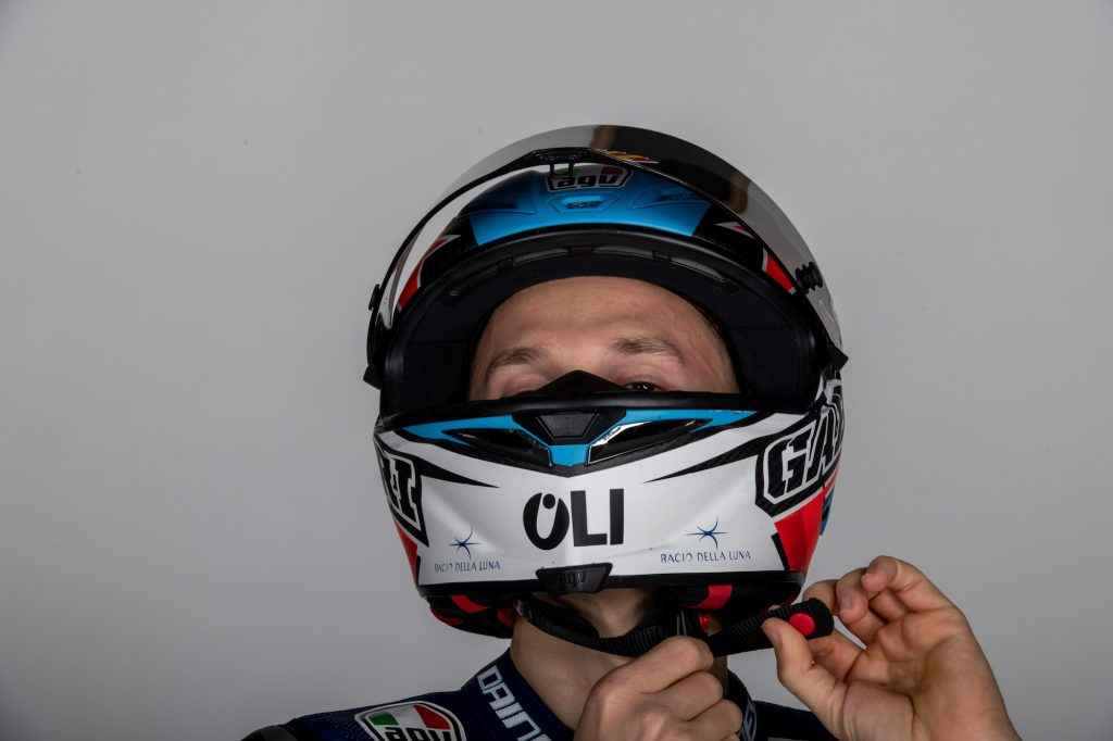 OLI IMPROVES COMMITMENT IN GRESINI PROJECT    - Gresini Racing