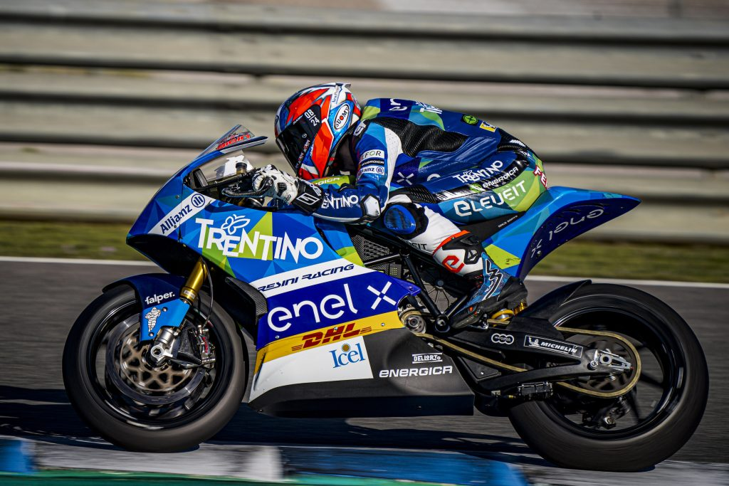 DEBUT TEST OF 2020 AT JEREZ: FERRARI ALREADY ON TOP FORM    - Gresini Racing