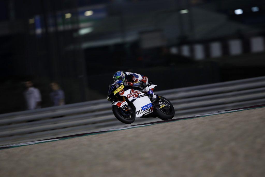 VENERDÌ A LOSAIL: BULEGA SUBITO DAVANTI, BENE ANCHE PONS   - Gresini Racing