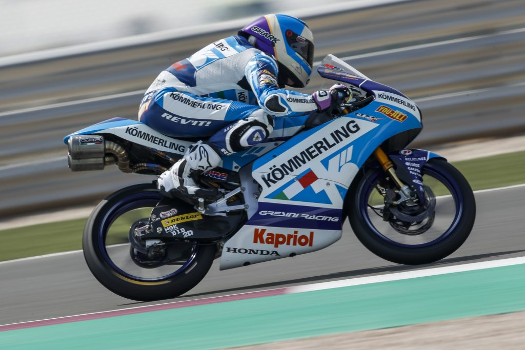QUALIFICHE IN QATAR: SORPRENDE ALCOBA, RODRIGO IN RIMONTA   - Gresini Racing
