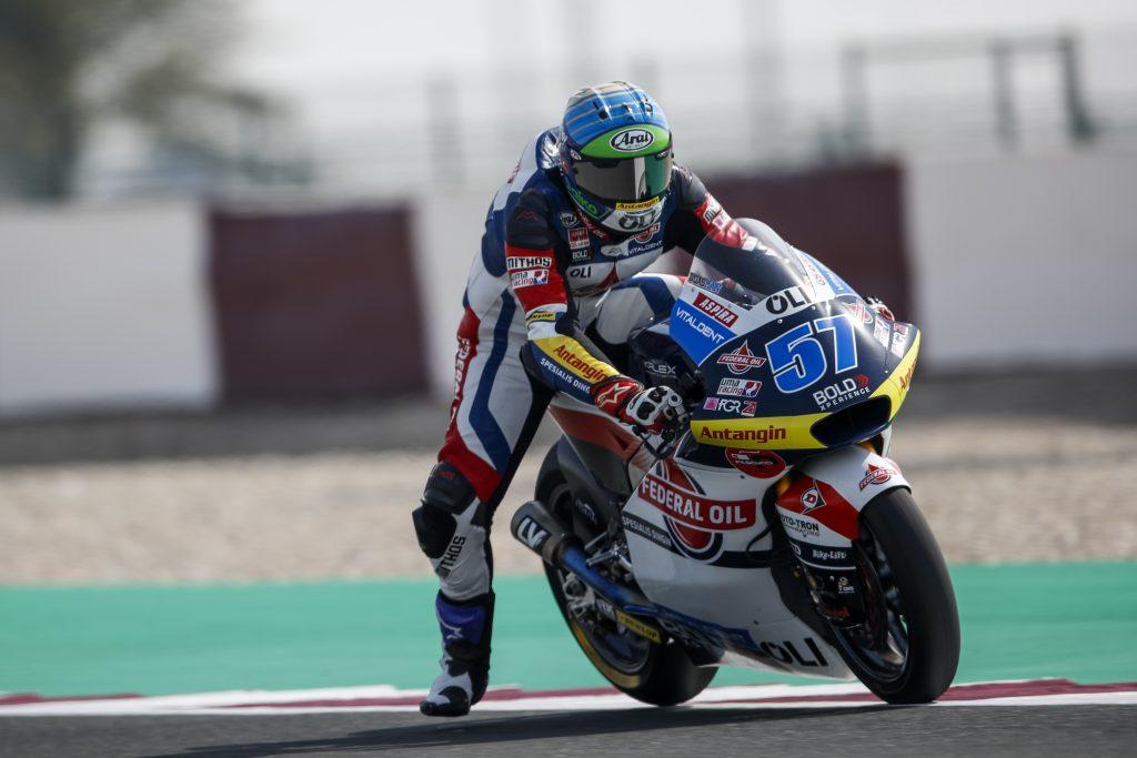 #QATARGP: QUINTA FILA PER BULEGA, SUBITO DIETRO PONS - Gresini Racing
