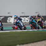 TEAM KÖMMERLING GRESINI MOTO3 CLOSE TO JACKPOT IN QATAR