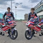 JUNIOR TEAM TOTAL GRESINI: FINALMENTE IN PISTA